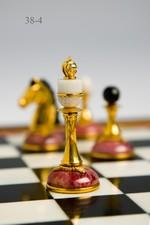 Шахматы. Вариант изделия № 38-4